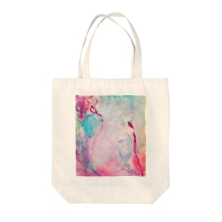 Oil painting Tote bags