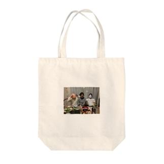 平成最後のお正月 Tote bags