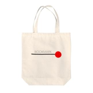 BOOKMARK Tote bags