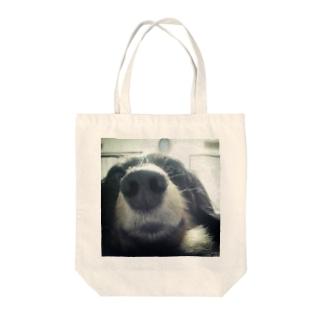 どころん Tote bags