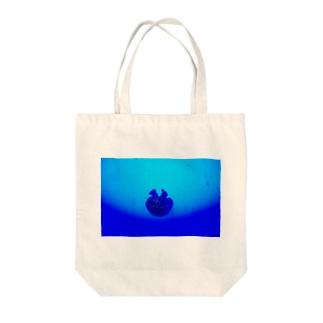 くらげのゆめ Tote bags