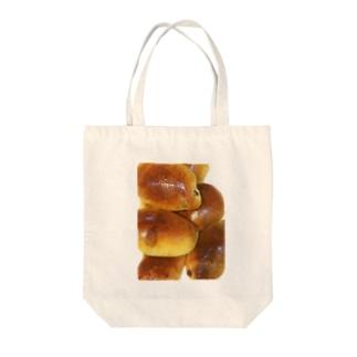 焼きたてパン Tote bags