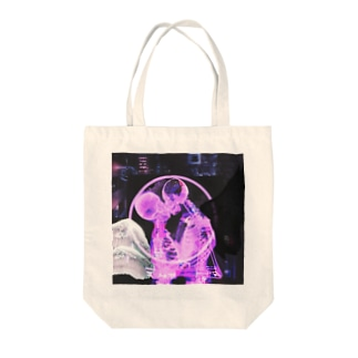 Various forms of love Tote bags