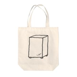 カホン Tote bags