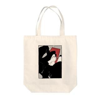 302号室 Tote bags