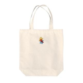ことり菓子店 Tote bags