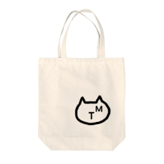 TMnyanchanロゴ Tote bags