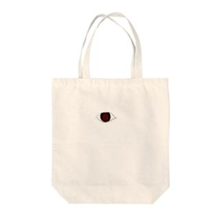 隻眼 Tote bags