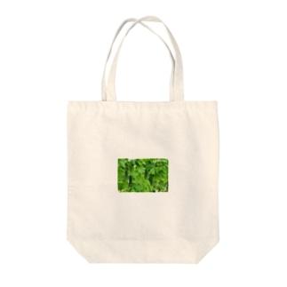 ゴーヤー Tote bags