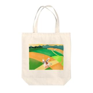 おとぎ話「スナイパー」 Tote bags