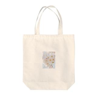 サクラ Tote bags