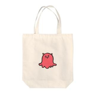 めんだこ Tote bags