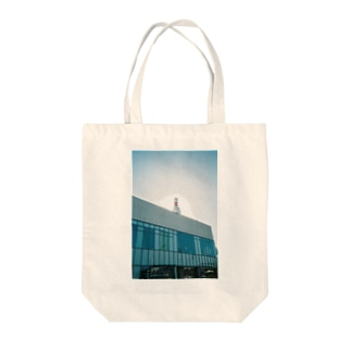 Huge bowling allay Tote bags