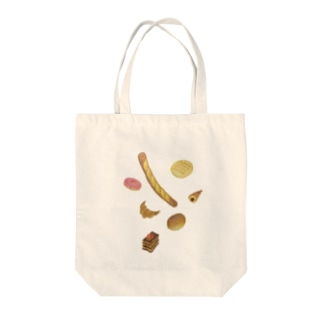 パンだぁいすき♡ Tote bags