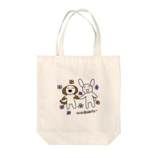 キキおとコタロー Tote bags