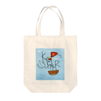 KEEP(the)SUMMERのSEA Tote bags