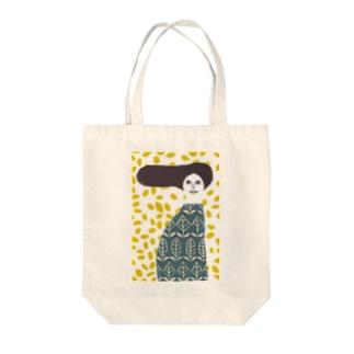 マッシュ婦人 Tote bags