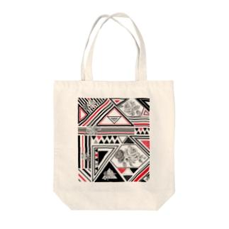 bara-metrick Tote bags