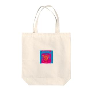 自分が好きなカップヌードル Tote bags