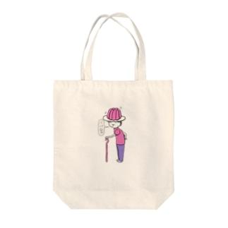 ババ(ア)ロア Tote bags