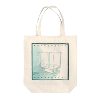 phenomenon / 事象 Tote bags