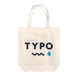 TYPO Tote bags