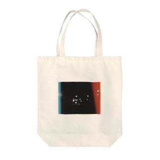 点滅する Tote bags