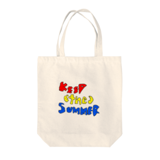 KEEP(the)SUMMERのSTONE Tote bags