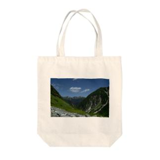 山岳トートバッグ #009 Tote bags
