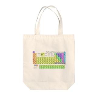周期表 Tote bags