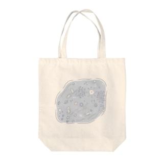 宇宙細胞説 Tote bags