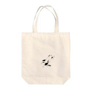のびねこ Tote bags