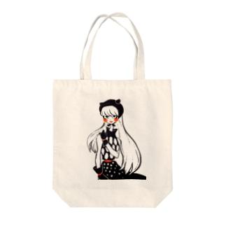 NANTOちゃん Tote bags