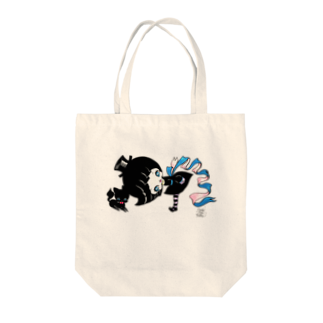 ShikaniwaSandyJidoS.AliceO.S.のwitch & cat トートバッグ