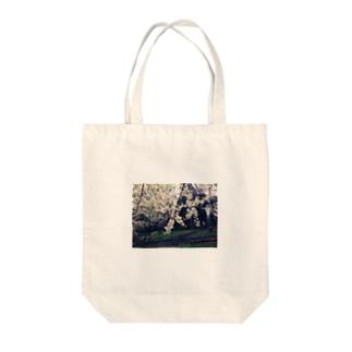 さくら Tote bags