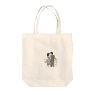 500日サマー Tote bags