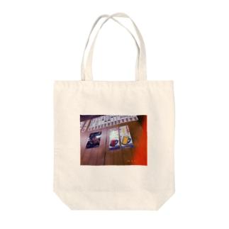 焼肉屋さん Tote bags