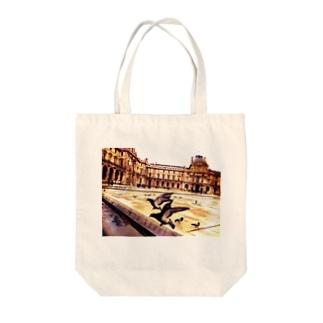 パリの風景 Tote bags