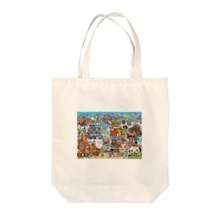サンプル Tote bags