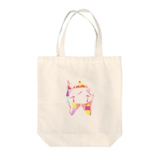わたしのお城 Tote bags