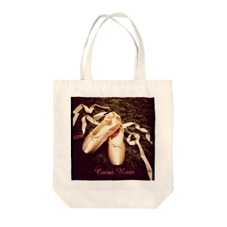 Cocoa Rose トゥーシューズ Tote bags