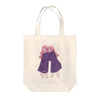 れ〜わ Tote bags