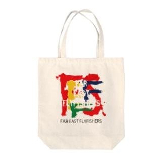 Painting FEFFS logo Tote bags