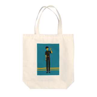 msw のサブカル男子 Tote bags