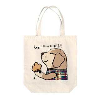 ブサカワシューびー Tote bags