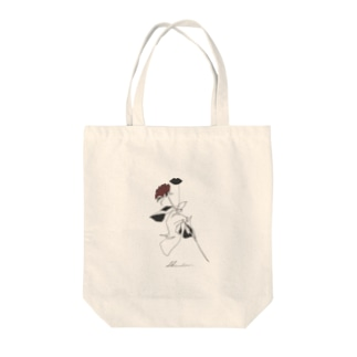shadow Tote bags