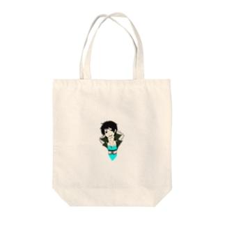Hashiyan Tote bags