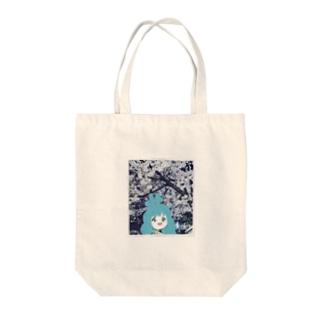 みいこ(エモ) Tote bags