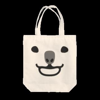 犬田猫三郎のコアラ Tote bags