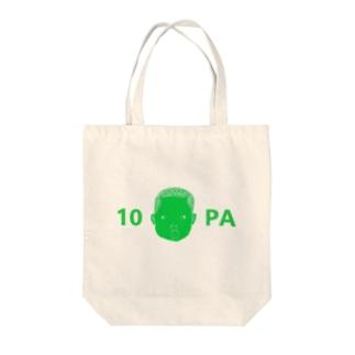 初恋タロー10pa Tote bags